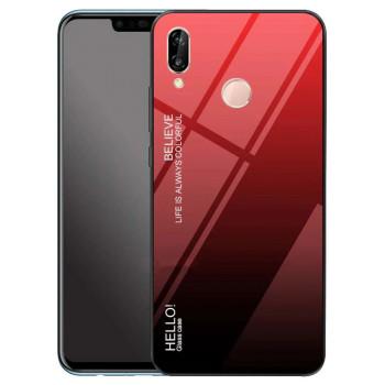 Чехол-накладка Gradient HELLO для Huawei P Smart 2019 / Honor 10 Lite
