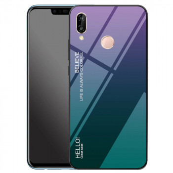 Чехол-накладка Gradient HELLO для Huawei Honor 8X