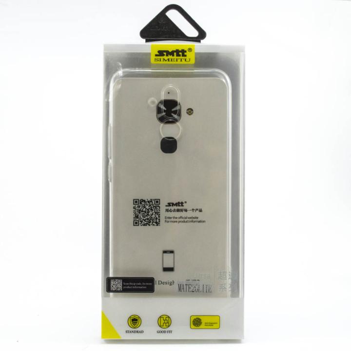 Защитный чехол SMTT Simeitu для Huawei mate 20 lite TRANSPARENT