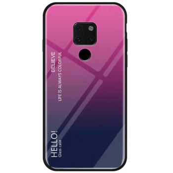 Чехол-накладка Gradient HELLO для Huawei Mate 20 X