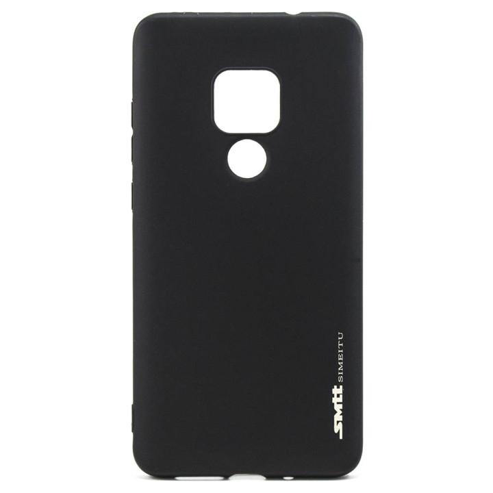 Защитный чехол SMTT Simeitu для Huawei mate 20 Black