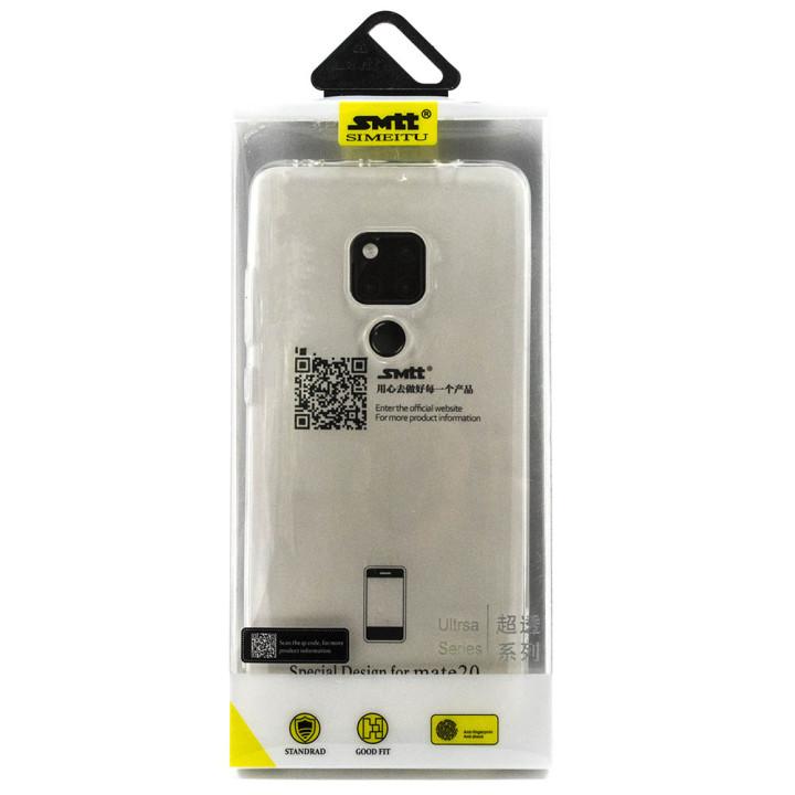Захисний чохол SMTT Simeitu для Huawei mate 20 TRANSPARENT