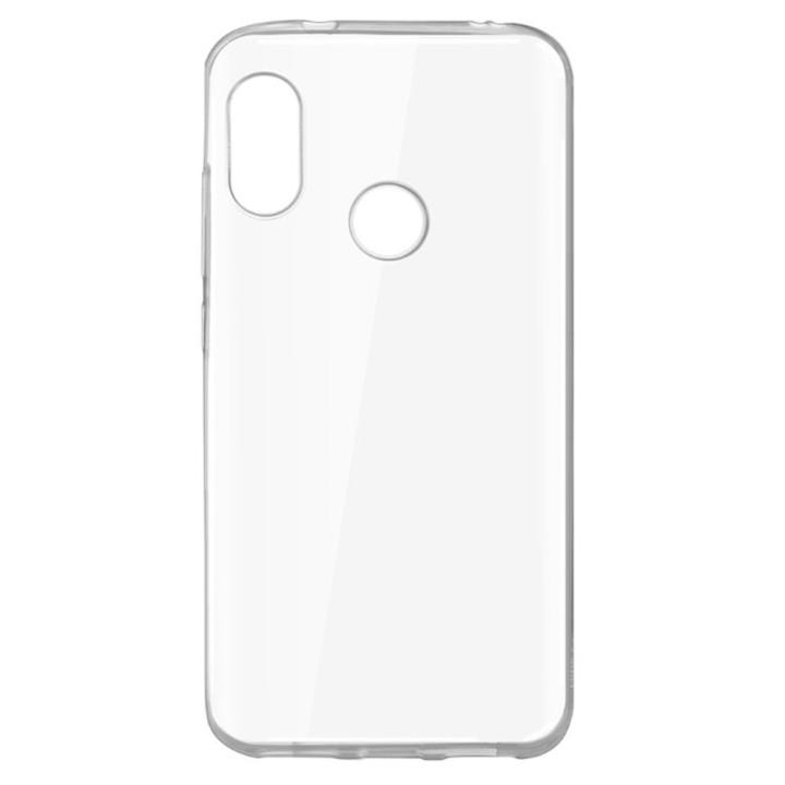 Прозрачный силиконовый чехол для Huawei P Smart Plus / Nova 3i