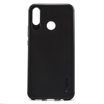 Силиконовый чехол накладка ROCK 0.3mm для Huawei P Smart Plus/ Nova 3i, Black