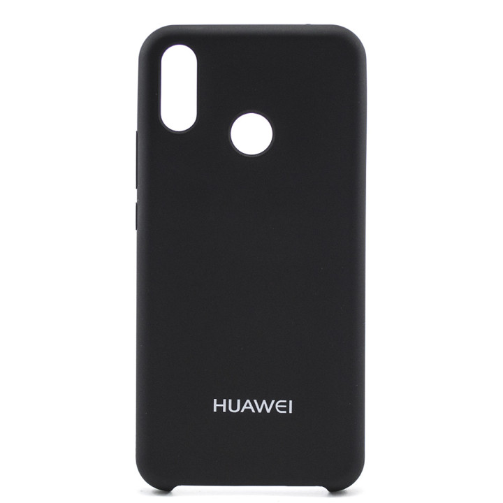 Чехол-накладка Silicone Case для HUAWEI P Smart Plus / Nova 3i