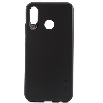 Силиконовый чехол накладка ROCK 0.3mm для Huawei P20 Lite, Black