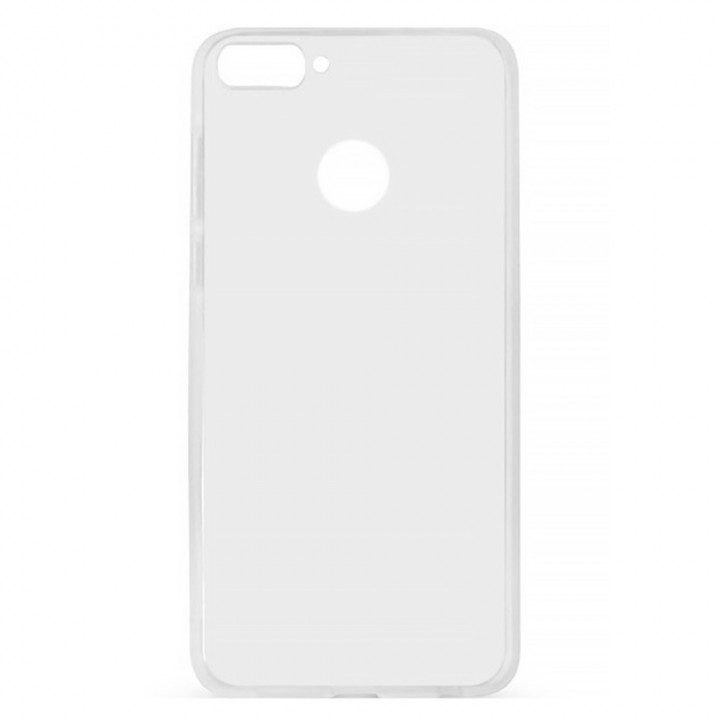 Прозрачный силиконовый чехол для Huawei Y9 2018