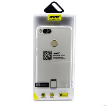 Защитный чехол SMTT Simeitu для Huawei Y9 2018 (Прозрачный)