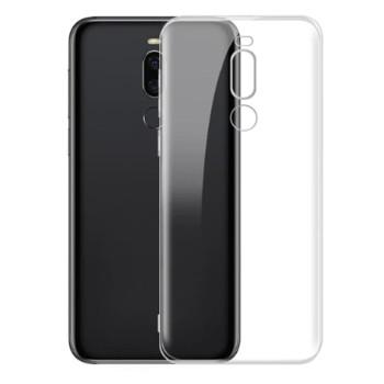 Прозрачный силиконовый чехол Slim Premium для Meizu Note 8