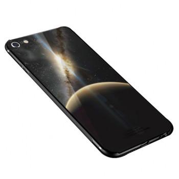 Чехол накладка INCORE Blue Light Glass для Apple iPhone 8/7