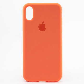 Чехол-накладка New Silicone Case для Apple iPhone X / XS