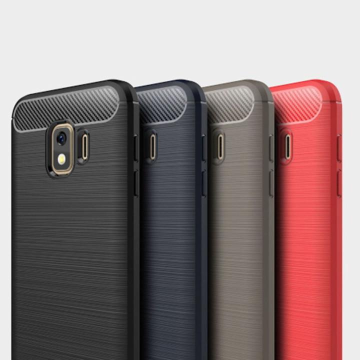 Чехол накладка Carbon для Samsung Galaxy J2 Core