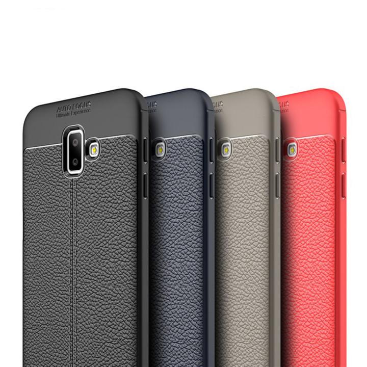 Чехол накладка Auto Focus для Samsung Galaxy J6 Plus
