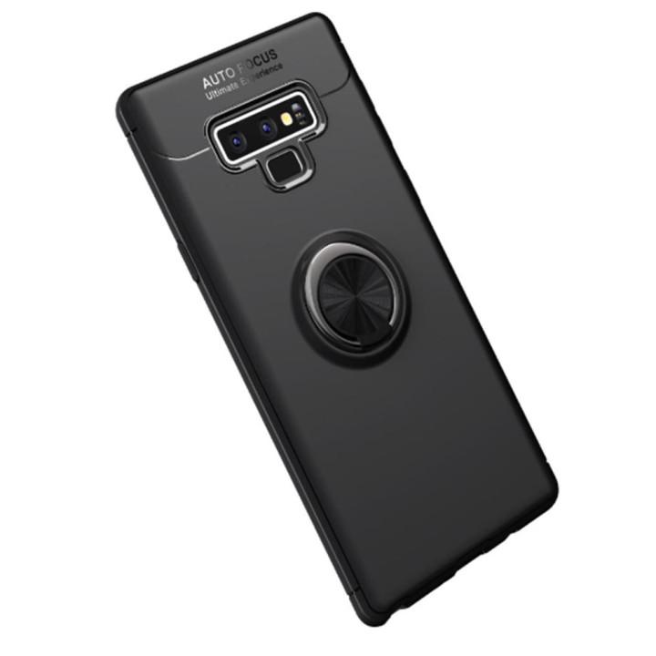 Чехол Auto Focus C-KU 360 Rotating Ring для Samsung Galaxy Note 9