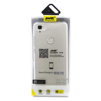 Защитный чехол SMTT Simeitu для Xiaomi Mi 8 Lite (Прозрачный)