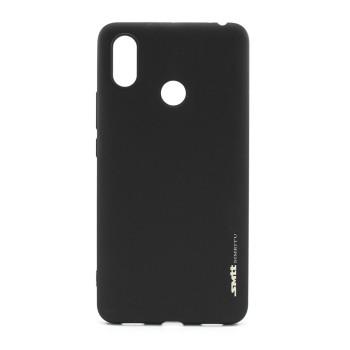 Защитный чехол SMTT Simeitu для Xiaomi Mi Max 3, Black
