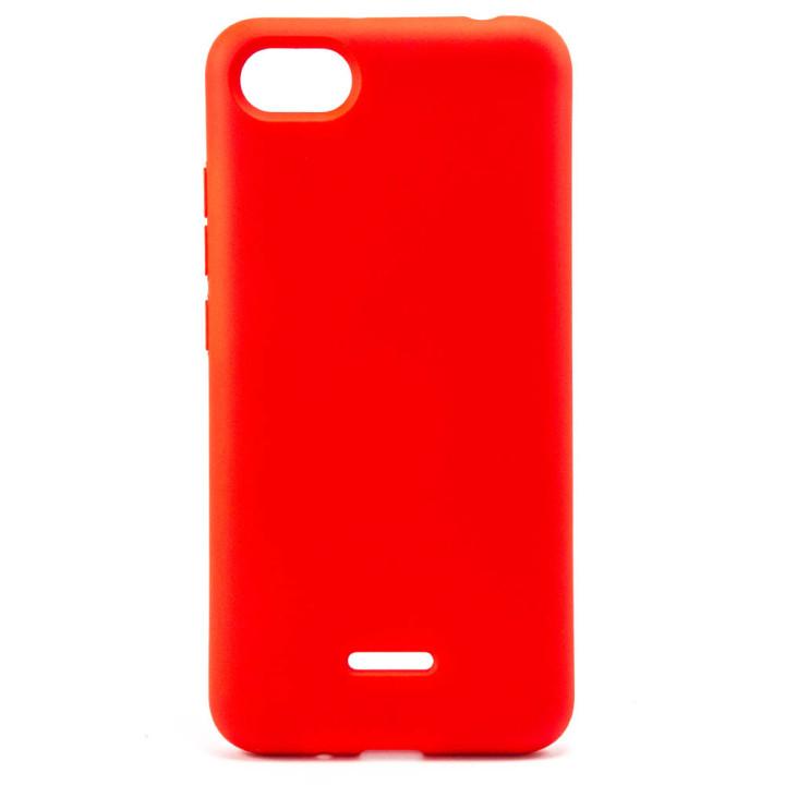Чехол-накладка New Silicone Case для Xiaomi REDMI 6A