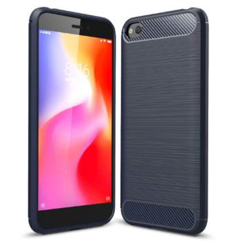 Чехол накладка Polished Carbon для Xiaomi Redmi Go