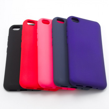 Чехол-накладка New Silicone Case для Xiaomi Redmi Go
