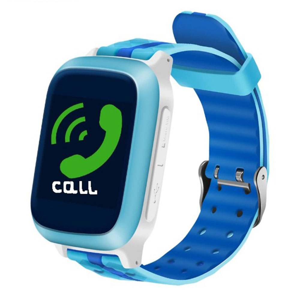 Smart Baby watch DS18 GPS трекер Blue купити за ціною 950 грн de620529337b0
