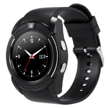 Умные часы (Smart Watch) UWatch Phone V8 Red