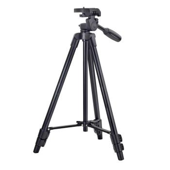 Профессиональный штатив тренога для камеры и телефона Yunteng VCT-520, Black