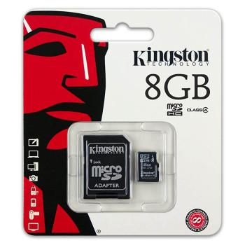 Карта памяти Kingston microSDHC 32GB Class10 Black