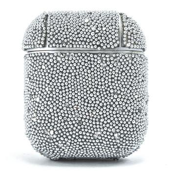 Чохол футляр Bling World Beads для навушників Apple AirPods