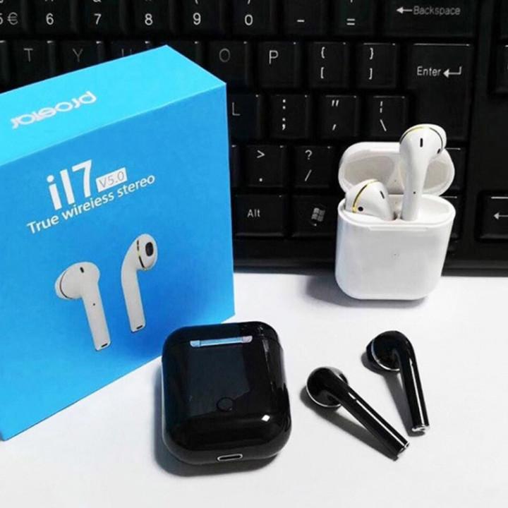 Bluetooth навушники гарнітура AirPods I17 Touch