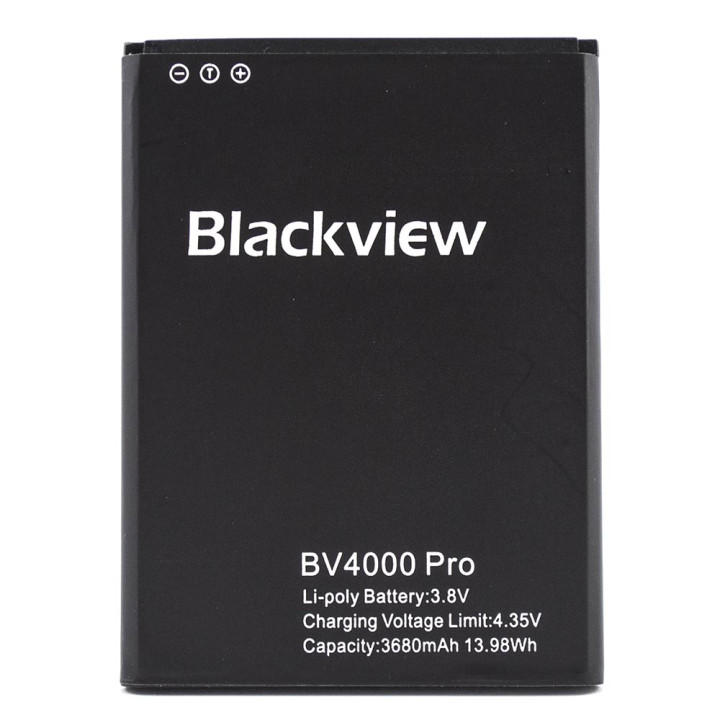 Аккумулятор для Blackview BV4000 / BV4000 Pro (Original) 3680 mAh