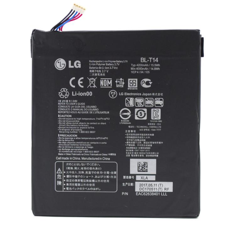 Аккумулятор BL-T14 для LG G Pad 8.0 4G V490 (Original) 4000мAh