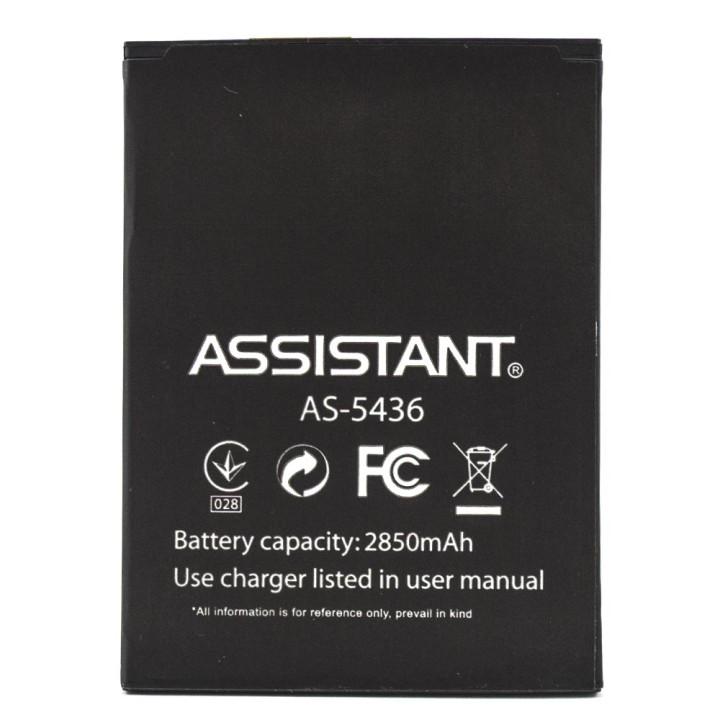 Аккумулятор для Assistant AS-5436, 2850 мAh (Original)