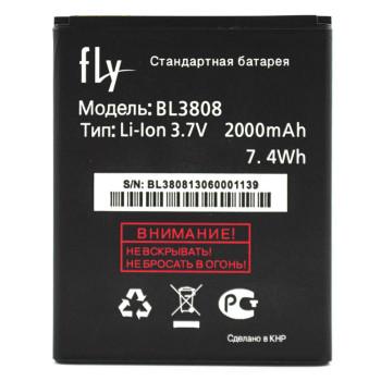 Аккумулятор BL3808 для Fly IQ456 ERA Lite 2 (Original) 2000мAh