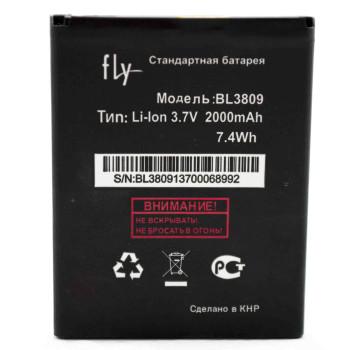 Аккумулятор BL3809 для Fly IQ459 Evo Chic 2 Quad (Original) 2000мAh