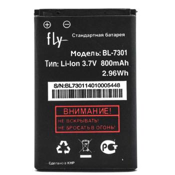 Аккумулятор BL7301 для Fly TS91 (Original) 800 mAh