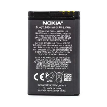 Аккумулятор BL-4J для Nokia 600, C6-00, 1200мAh