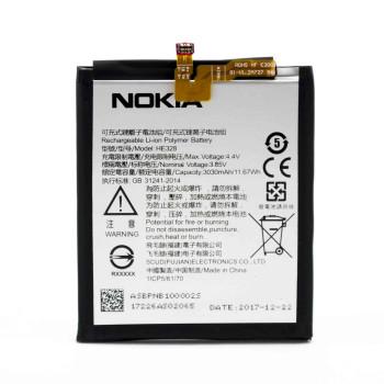 Аккумулятор HE328 для Nokia 8 (Original) 3030мAh