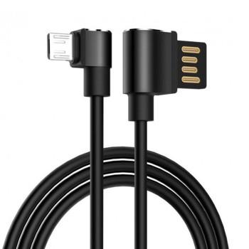 DATA-кабель Hoco U37 Micro USB, Black 1.2 м