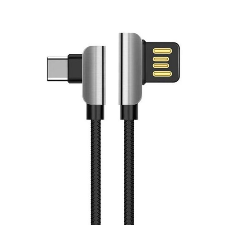 DATA-кабель Hoco U42 Exquisite Type-C 1,2м