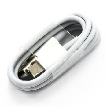 DATA-кабель ZBS USB - Lightning / Micro - USB (2 in 1), White