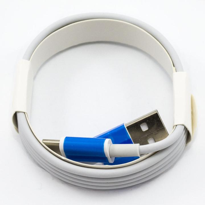 DATA-кабель ZBS USB - Type-C 0.5 м, White