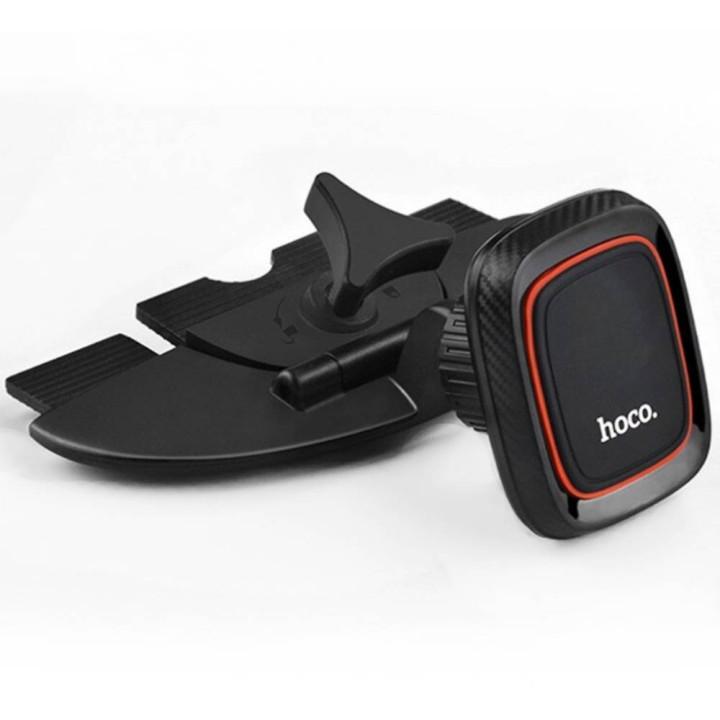 Автомобильный магнитный держатель Hoco CA25 Black
