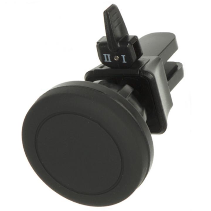 Автомобильный магнитный держатель Lesko ML-047 Black