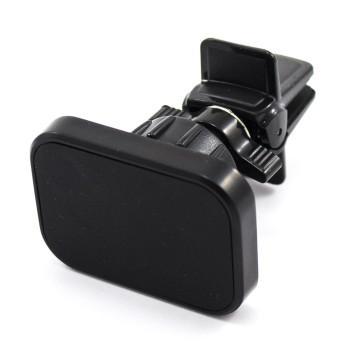Автомобильный магнитный держатель Magneto Plus YXR-Z12A для смартфонов в дефлектор Black