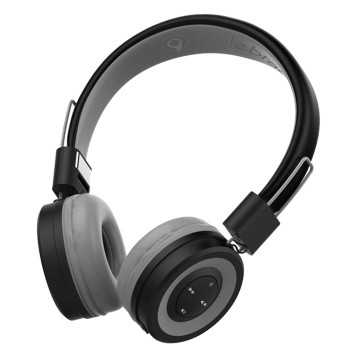 Bluetooth навушники-гарнітура Celebrat A4 Black