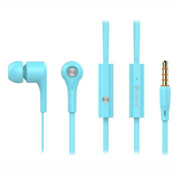 Вакуумні навушники-гарнітура Celebrat D3 з мікрофоном