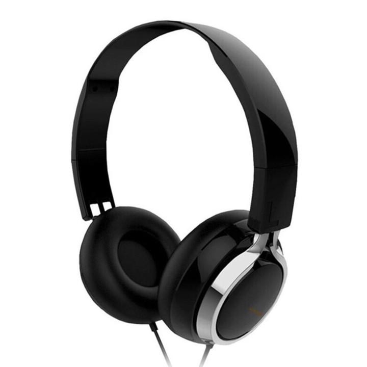 Повнорозмірні навушники-гарнітура накладки XO S19 Black