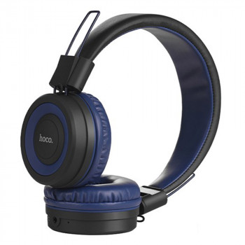 Полноразмерные Bluetooth наушники-гарнитура Hoco Extra Bass W16