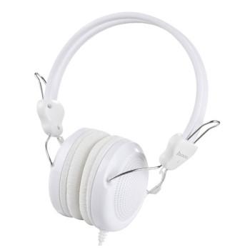 Наушники Hoco W5 White