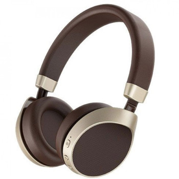 Bluetooth навушники Hoco W12 Brown